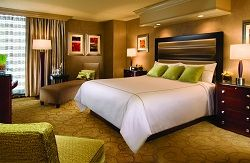 Las Vegas Treasure Island room